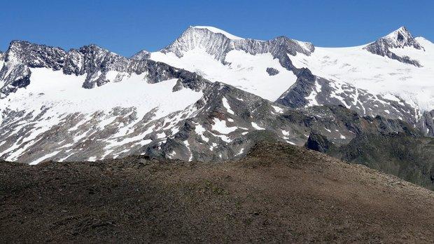 Weltalte Majestät – der 3.674m hohe Großvenediger