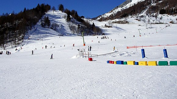 Familien Skigebiet Prägraten am Großvenediger