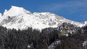 Ruine Rabenstein in Virgen, Osttirol - Ausflugsziel in Osttirol