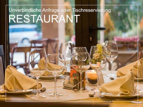Unverbindliche Anfrage oder Tischreservierung - Gasthaus oder Restaurant | Virgental.at