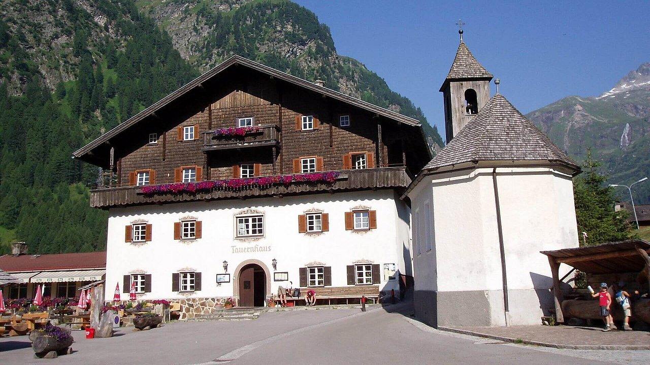 Matreier Tauernhaus (1.512 m)
