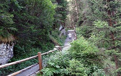 Natur-Kraft-Weg Umbalfälle