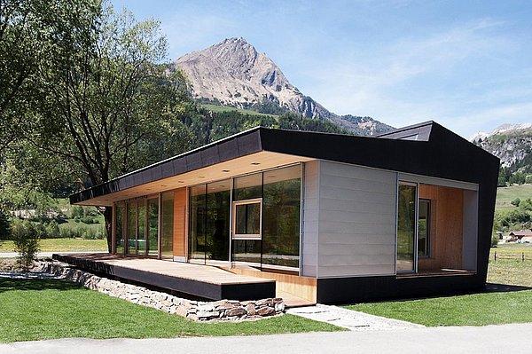 Designhaus COOP - Ferienhaus