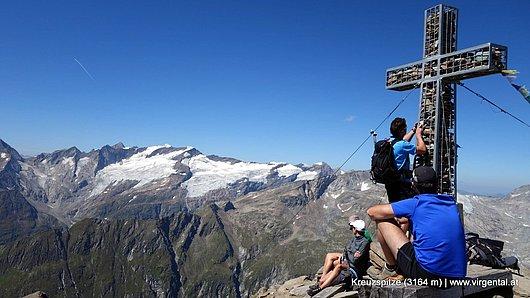 Kreuzspitze (3164 m) | Prägraten am Großvenediger