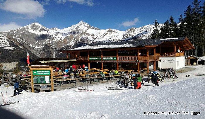Kuenzer Alm 1.700 m