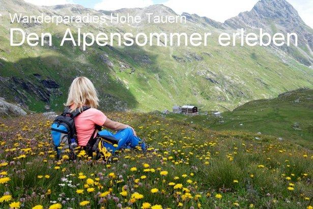 Wandern in Osttirol Prägrtaen - Essner- und Rostockerhütte | © r.gasser