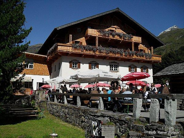 Matreier Tauernhaus 1.512 m | Osttirol Tauerntal