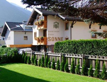 Gasthof Sonne, Fam. Ganzer in Matrei in Osttirol