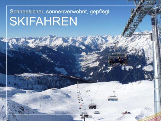 Skigebiet Großglockner Resort Kals und Matrei in Osttirol | Virgental.at
