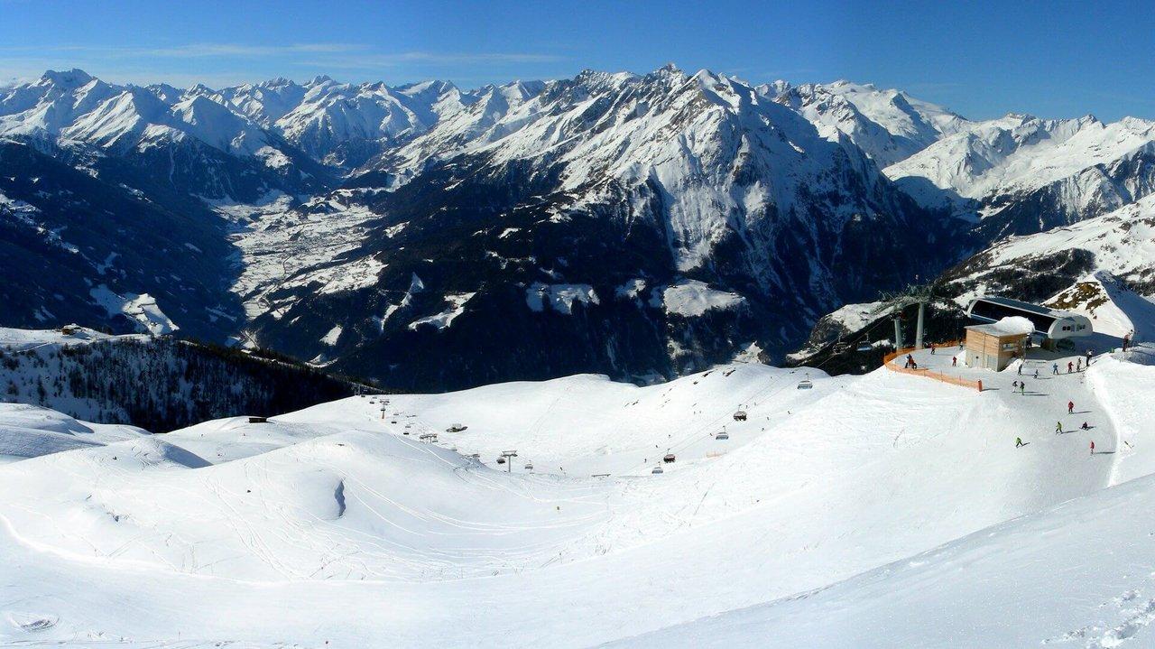 Skigebiet Grossglockner Resort Kals-Matrei < © Köffler Hubert