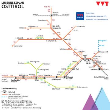 Gäste nützen alle Busse in Osttirol kostenlos!