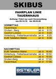 Skibus Fahrplan | Matrei Tauernhaus TalstationPDF