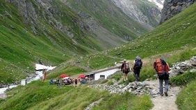 Clarahütte 2.038 m | Venedigergruppe Osttirol