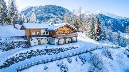 Rodelbahn und Winterwanderweg zur Würfelehütte