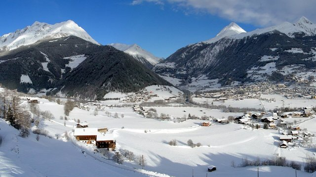 Matrei in Osttirol 997m im Winter | © Köffler Hubert