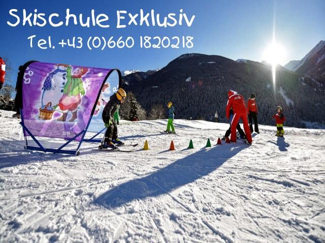 Skischule Exklusiv - Lernen Sie Skifahren in nur wenigen Tagen