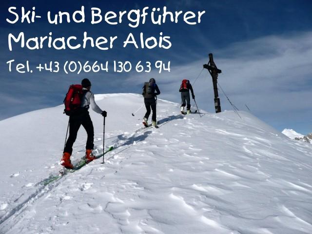 Virgenalpin - Berg & Schiführer - Mariacher Alois