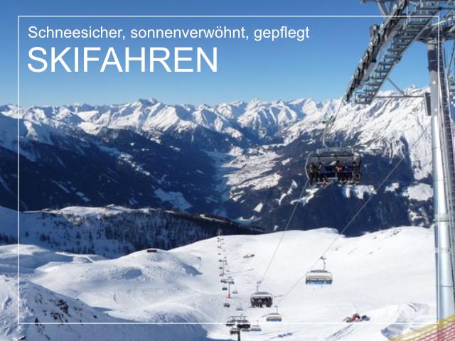 Das Skigebiet in Osttirol | Großglockner Resort Matrei - Virgental
