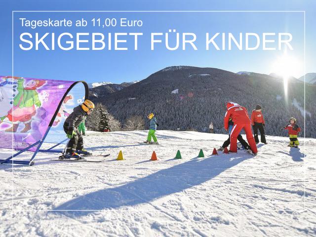 Skigebiet Virgen für kleine Pistenhelden und ihre Familien | Virgental.at