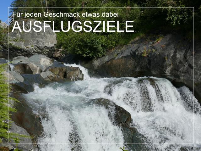 Ausflugszielen und Ausflugstipps im Virgental und Osttirol | Virgental.at