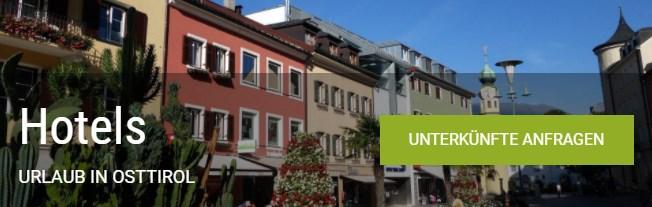 HOTELS IN OSTTIROL - Geheimtipps & Günstige Preise