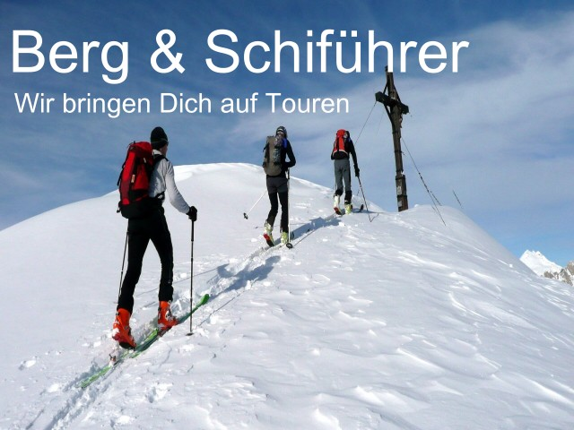 Berg- und Skiführer - WIR BRINGEN DICH AUF TOUREN UND DER NATUR GANZ NAH