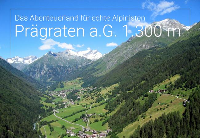Prägraten am Großvenediger - Das Abenteuerland für echte Alpinisten