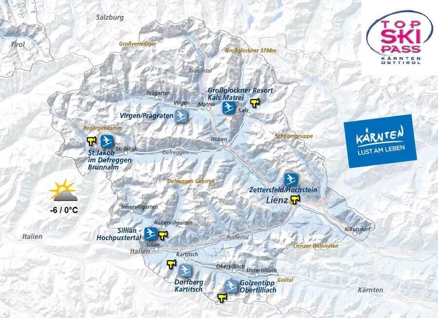 Top-Ski-Pass-Osttirol-Kaerten-Osttirol-Karte