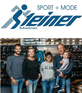 Sport Steiner ist ein traditionsreicher Familienbetrieb