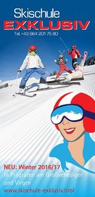 Skischule Exklusiv - Deine Skischule in Virgen und Prägraten am Großvenediger.