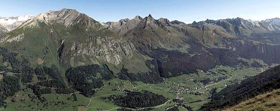 Panoramabilder Prägraten im Sommer | © www.alpenpixel.at