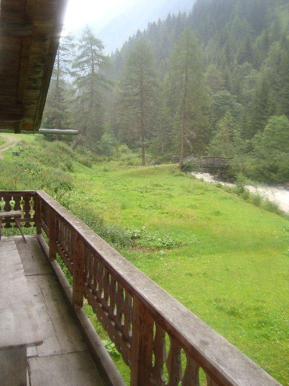 Almhütte Dorferalm 1.400 m Maurertal