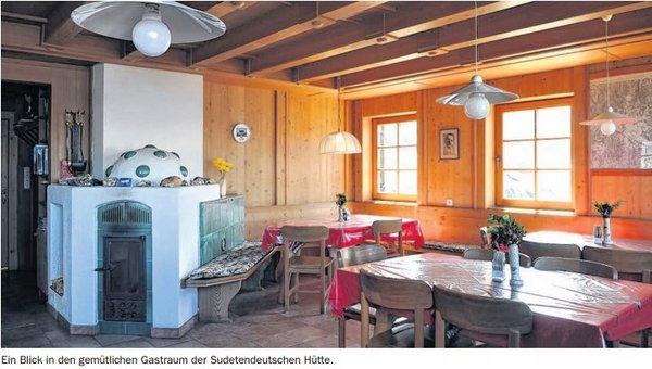Sudetendeutsche Hütte 2.660 m