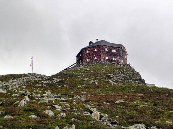 Lasörlinghütte 2.293 m