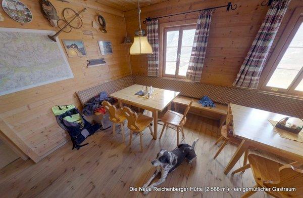 Neue Reichenberger Hütte 2.586 m