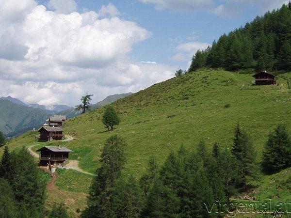Arnitzalm 1.848m - Geschlossen