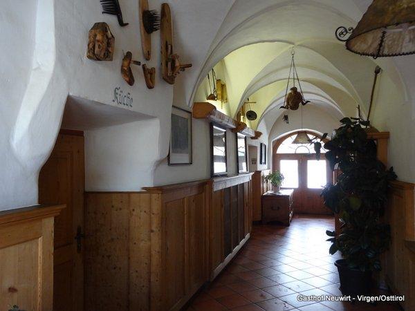 Gasthof Neuwirt in Virgen
