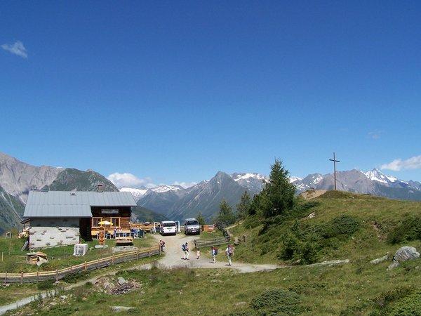 Wetterkreuz Hütte 2.106m