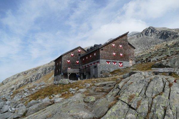 Kürsingerhütte 2.558 m