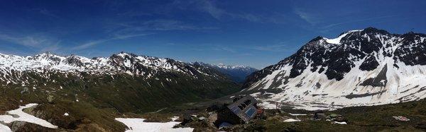 Badener Hütte 2.608 m