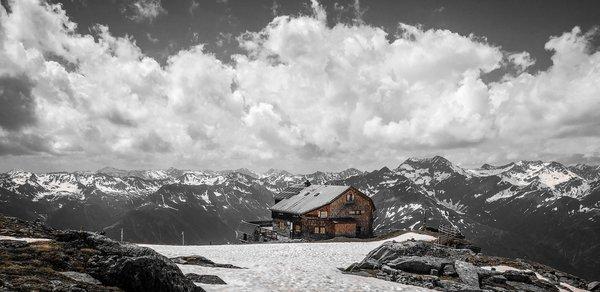 Bonn-Matreier Hütte 2.750m