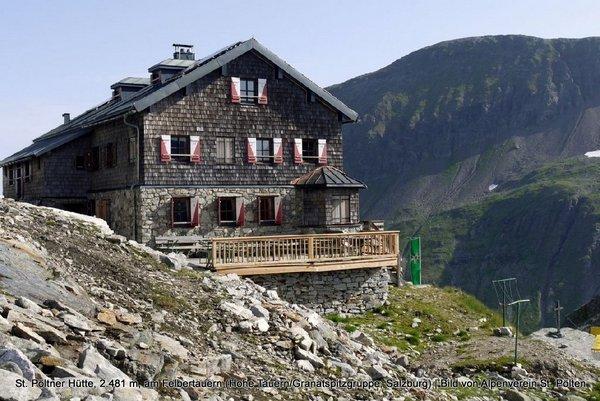 St. Pöltner Hütte 2.481 m