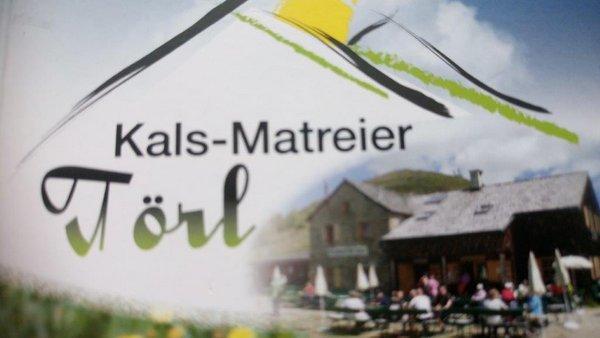 Kals-Matreier-Törl-Haus 2.207m
