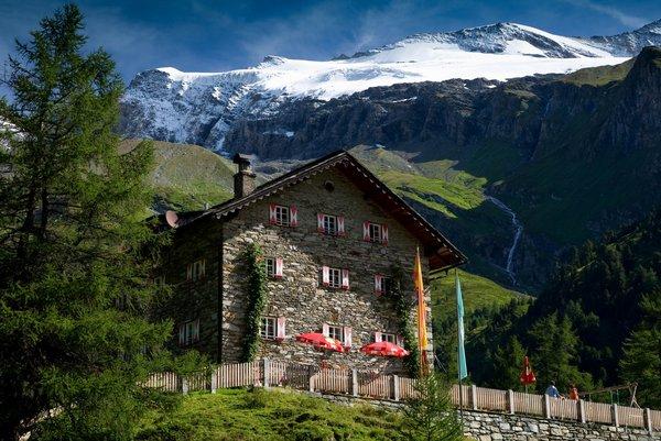 Kalser Tauernhaus 1.755m