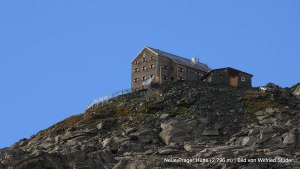 Neue Prager Hütte (2.796 m)