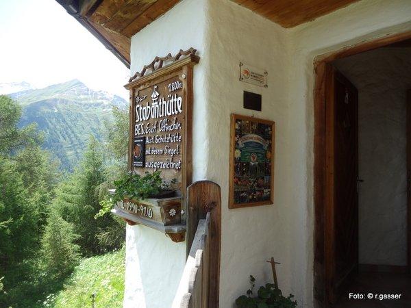 Stabant Hütte 1.777 m