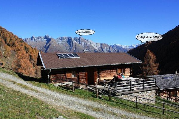 Almhütte Habererhof