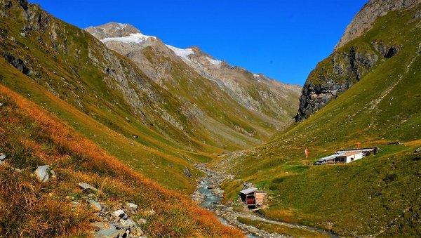 Clarahütte 2.038 m