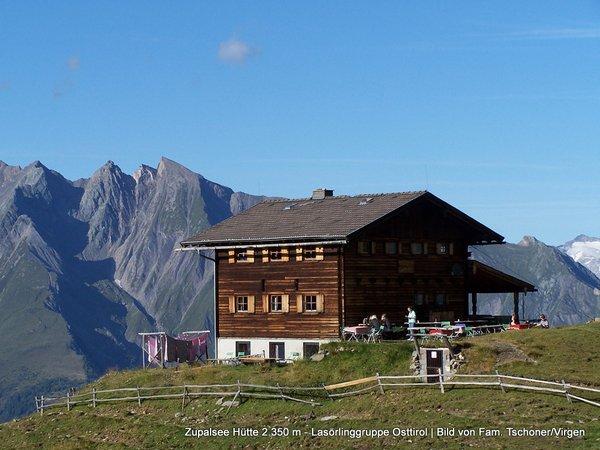 Zupalseehütte 2.350 m