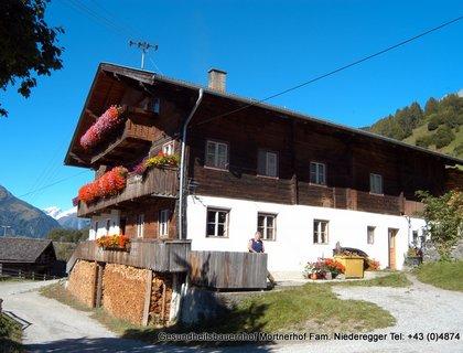 Winter | Mortnerhof 1.250 m Urlaub am Bauernhof | Matrei in Osttirol